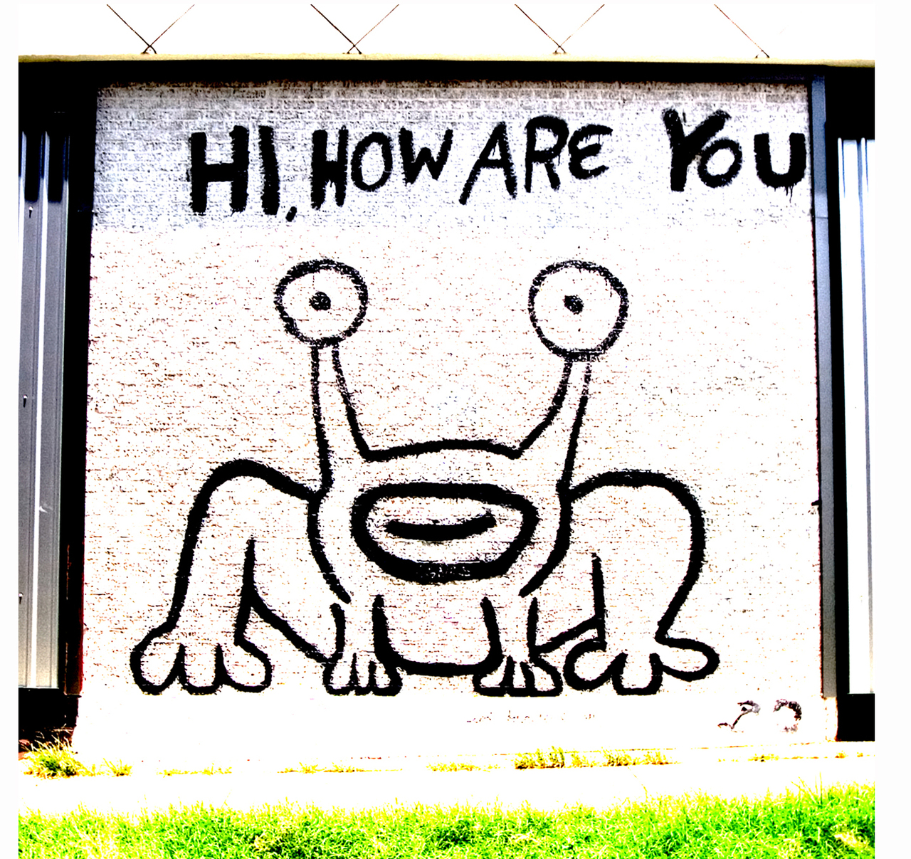 Hi how are you mural Austin, Texas